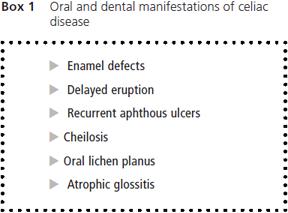 Clinical celiac disease study
